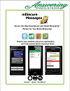 Secure Messaging Answering Service App Brochure